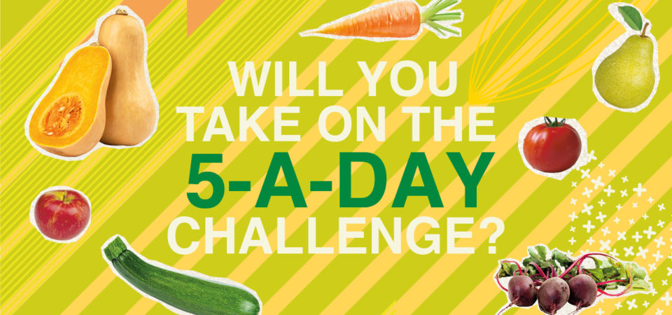 5 a day challenge web banner2
